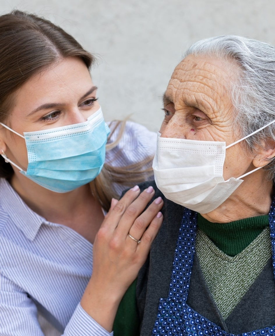 FiP caregivers are committed to keeping seniors safe and well during COVID-19