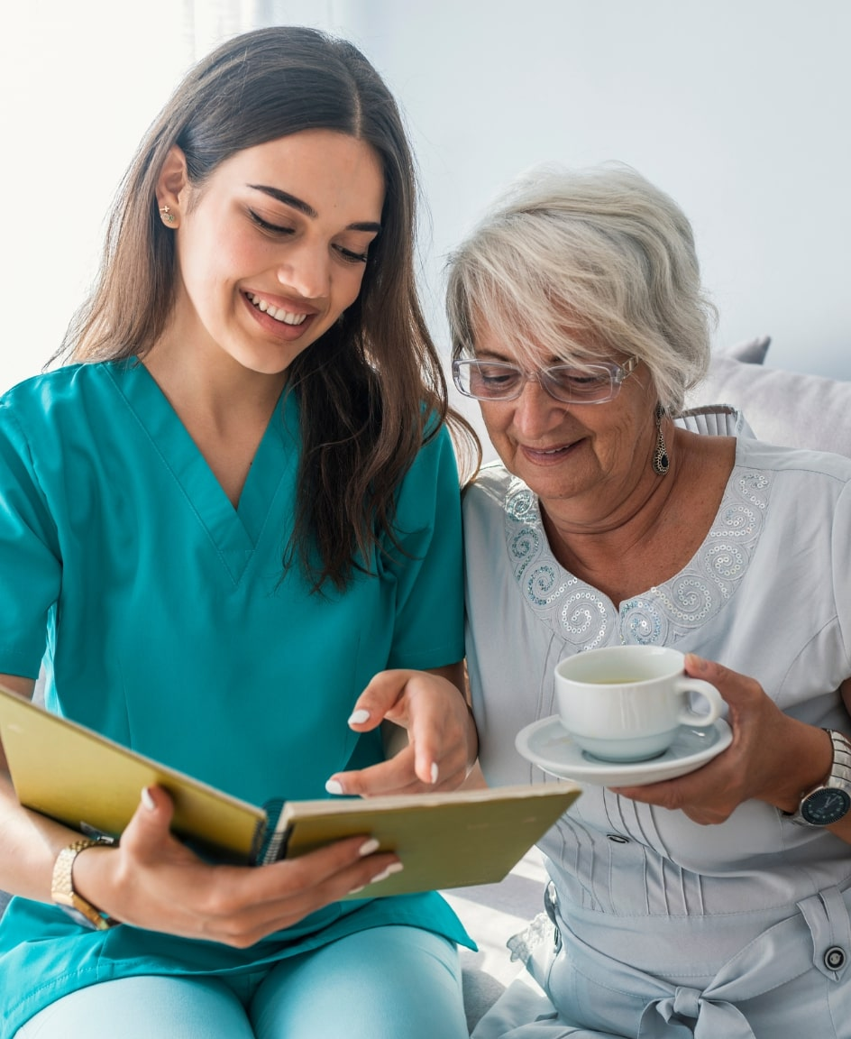 in-home caregiver options