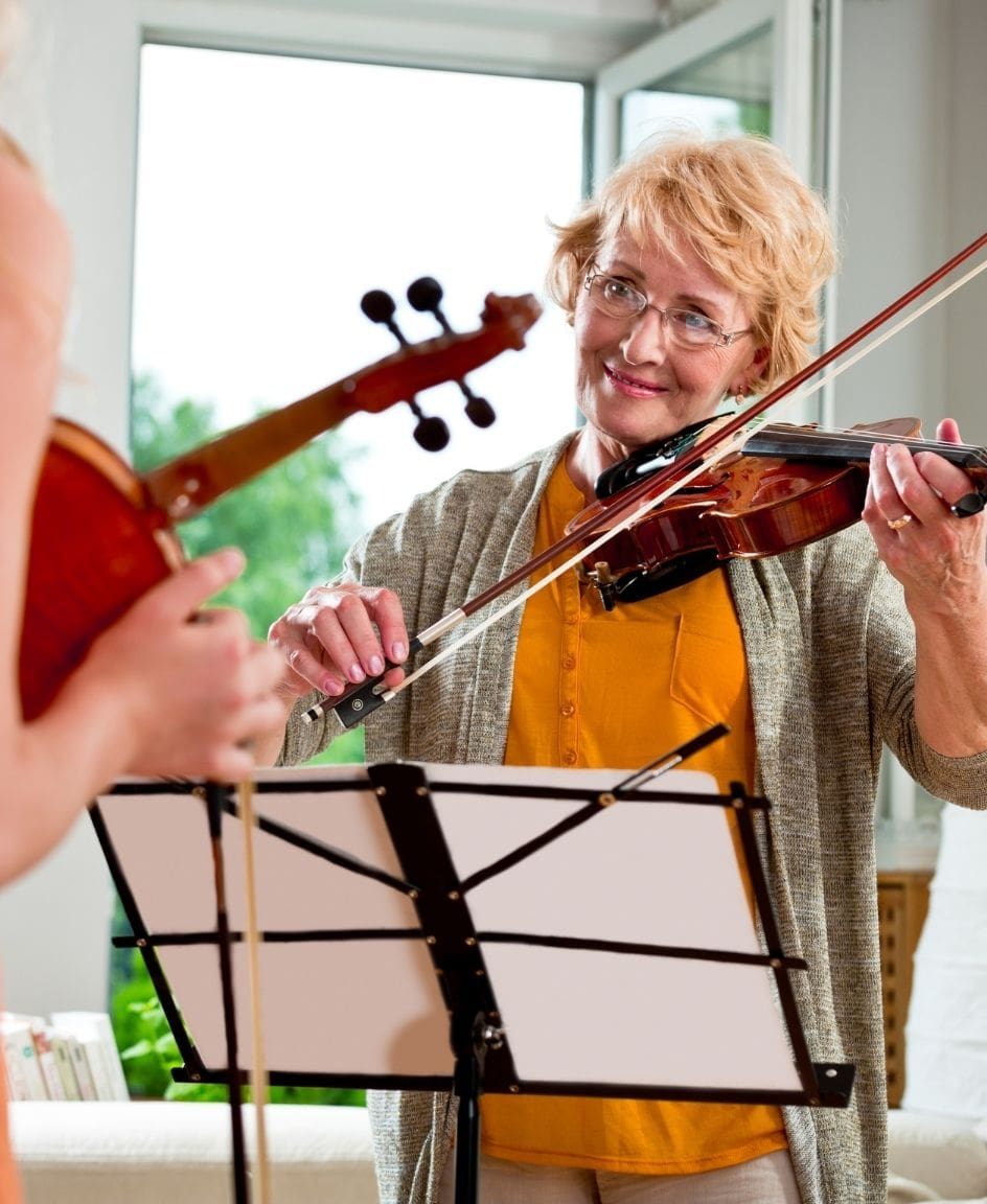 Music therapy provides many benefits to seniors